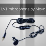 LV1 microphone by Movo